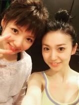 【エンタがビタミン♪】大島優子とホットヨガ満喫 野呂佳代の姿に「綺麗になった!」