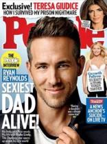 【イタすぎるセレブ達】ライアン・レイノルズ、米誌が選ぶ「最もセクシーな父親」に
