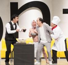 【エンタがビタミン♪】トレエン斎藤、37歳になり「ありが頭皮」 ダチョウ倶楽部との共演で自信も