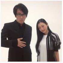 【エンタがビタミン♪】壇蜜と岡村靖幸のツーショットが「セクシーすぎる組合せ!」