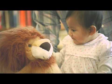 "Amazon Prime Commercial""Lion""(出典:https://www.youtube.com)"