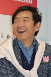 笑顔・苦笑い・照れ笑い満載の石田純一