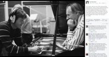 【イタすぎるセレブ達・番外編】ジョージ・マーティン追悼 ポール・マッカートニーが『Yesterday』の思い出明かす
