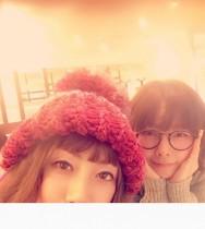 【エンタがビタミン♪】PUFFY大貫亜美とaiko 「ふんわりしたい40代」の仲良し2ショット