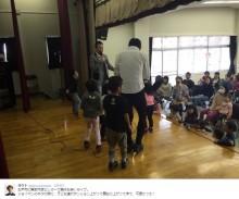 【エンタがビタミン♪】ジョイマンのライブに興奮 子どもたちがステージで盛り上がる