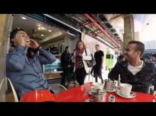 【イタすぎるセレブ達】クリスティアーノ・ロナウドがカフェに行くとこうなる!<動画あり>