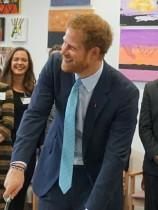 """【イタすぎるセレブ達】英ヘンリー王子「亡き母も""""父親としての僕""""を望んでいるはず」"""