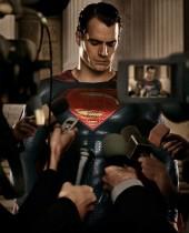 """【イタすぎるセレブ達】""""スーパーマン""""の衣装にはある工夫が ヘンリー・カヴィル明かす"""