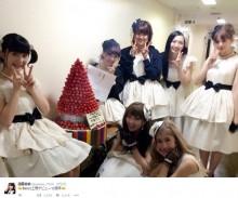 【エンタがビタミン♪】Berryz工房デビュー12周年 指原莉乃も祝福「あなたなしでは生きてゆけない」
