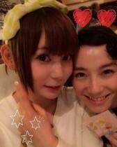 【エンタがビタミン♪】篠原ともえ イメチェンした中川翔子にヘアアクセ&ピアス贈る