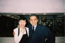 【エンタがビタミン♪】忽那汐里、萩原健一との2ショット公開「やはりこの方は偉大」