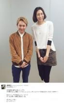 【エンタがビタミン♪】須賀健太 演劇『ハイキュー!!』対談で大林素子と2ショット