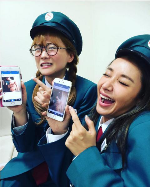 武田真治の画像に笑うめちゃイケ女子(出典:https://www.instagram.com/shinji.takeda)