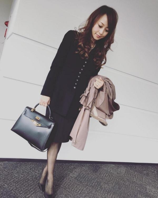 """【エンタがビタミン♪】渡辺美奈代、長男の卒業式は""""セレブ・ママ""""スタイルで"""