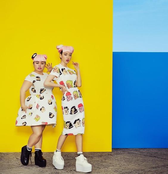 【エンタがビタミン♪】渡辺直美 三吉彩花との双子コーデが好評「痩せて見える!」