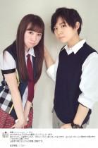 【エンタがビタミン♪】山田涼介と小嶋陽菜 そっくりさんが2ショット