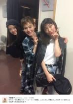 【エンタがビタミン♪】大島優子 大竹しのぶの舞台に「何回見ても圧倒されます」