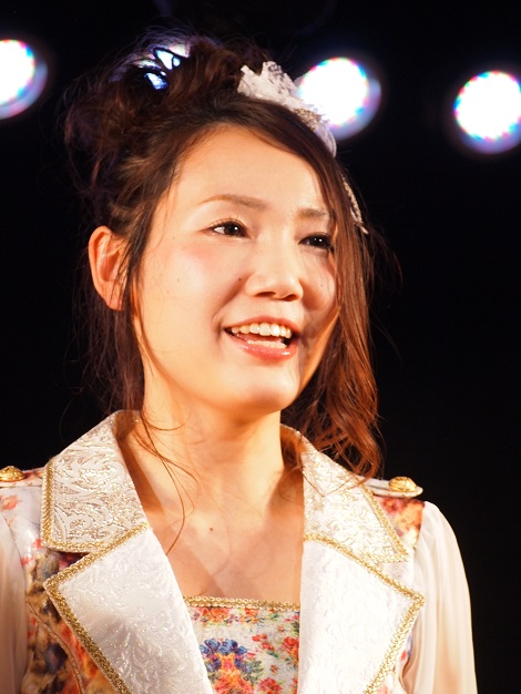 記念公演に「すごく楽しめた」と高田彩奈