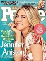 """【イタすぎるセレブ達】ジェニファー・アニストン47歳『People』誌の""""最も美しい女性""""に"""