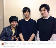 【エンタがビタミン♪】KAT-TUN亀梨と加藤諒が手つなぎデート 「高い高いしよっか」にどよめき