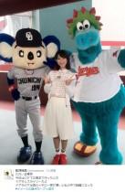 【エンタがビタミン♪】松井玲奈 雨女本領発揮か プロ野球雨天中止は「きっと私です」