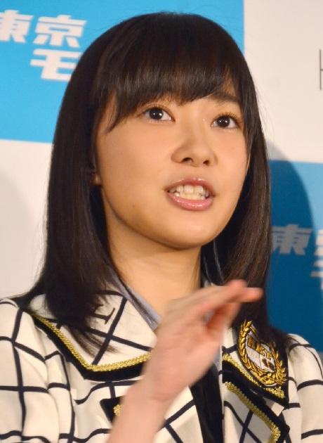 【エンタがビタミン♪】指原莉乃 NHK生放送で「重大発表」のアナウンスに緊張