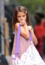 【イタすぎるセレブ達】トム・クルーズの娘スリちゃん10歳に ますますトム似に
