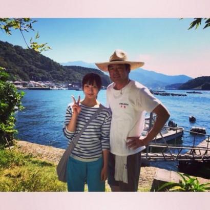 【エンタがビタミン♪】武田梨奈 映画『海すずめ』の主題歌に涙「そっと背中を押してくれる曲」