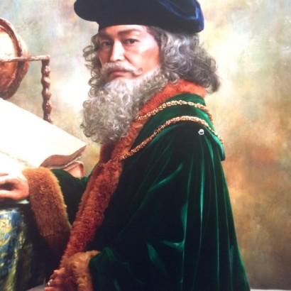 【エンタがビタミン♪】安田顕が中世ヨーロッパの賢者に 絵画のようなクオリティに驚き