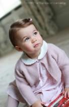 【イタすぎるセレブ達】英シャーロット王女1歳に キャサリン妃撮影の写真が可愛いすぎ!