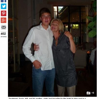 【海外発!Breaking News】億万長者に起きた悲劇 母親が息子に性的関係を迫り殺害される(露)