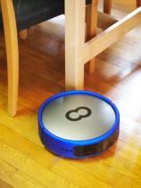 お掃除ロボットがここまで賢く スマホで簡単操作『inxni(インクスニィ)』日本上陸