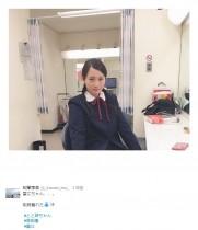 【エンタがビタミン♪】川栄李奈の制服姿に「よかったね」 『とと姉ちゃん』の演技に反響
