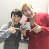 【エンタがビタミン♪】西川貴教&メイプル超合金カズレーザー 異色2ショットに双方のファン歓喜