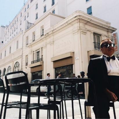 【エンタがビタミン♪】出川哲朗、カンヌの街角で「フランスの似合う男になりたい」