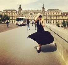 【エンタがビタミン♪】夏木マリ、フランスでのプライベート写真が「まるで映画みたい」