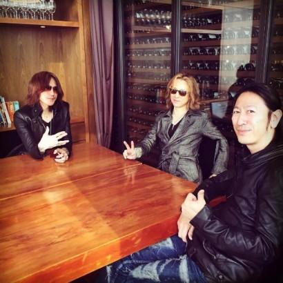 【エンタがビタミン♪】X JAPANが福祉施設にワゴン車 ライブ収益による寄付金から実現