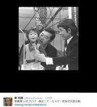 【エンタがビタミン♪】東貴博 『オールスター家族対抗歌合戦』で父と歌った思い出「家族がひとつになるんだよね」