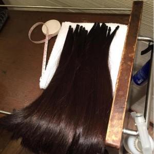 早見優の次女がバッサリ切った髪の毛(出典:https://www.instagram.com/yuyuhayami)