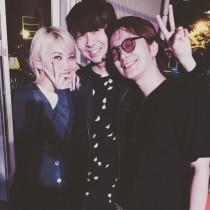 【エンタがビタミン♪】ゲス乙女・川谷 セカオワとの3ショットに反響「えのぴょんの笑顔すっごく良い」