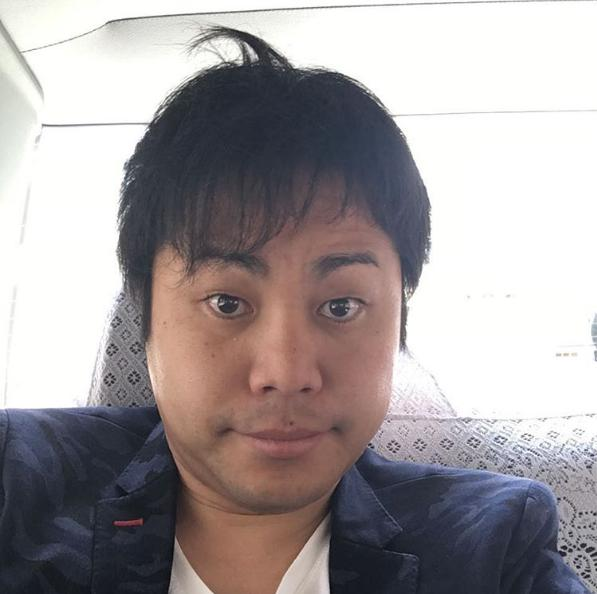 寝癖がすごいノンスタ井上(出典:https://www.instagram.com/nonyusuke)