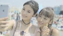 【テック磨けよ乙女!】近藤千尋も体験 夏フェスに欠かせないのは長時間くずれないファンデか?