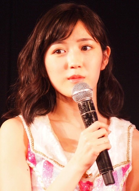 <第4回女性アイドル顔だけ総選挙>1位渡辺麻友(AKB48) 2位松井珠理奈(SKE48) 3位島崎遥香(AKB48)