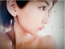 """【エンタがビタミン♪】紗栄子の""""透明感""""あるどアップ「目が大きくて落ちちゃいそう」"""