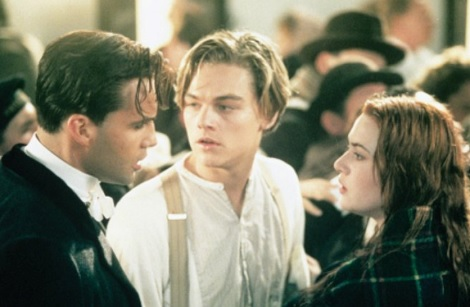 """ビリー・ゼイン、今も""""悪人扱い""""(出典:https://www.facebook.com/TitanicMovie)"""