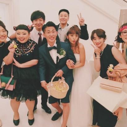 【エンタがビタミン♪】渡辺直美、ジャンポケ太田の披露宴で夢膨らむ「私も早く結婚したい」