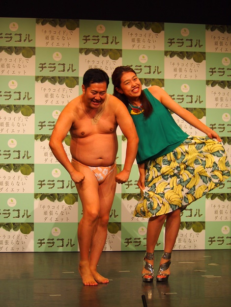 【エンタがビタミン♪】横澤夏子 不倫騒動で「私、安村さんのこと好きだったのかな」