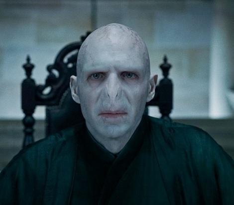 【イタすぎるセレブ達】『ハリポタ』ダニエル・ラドクリフ、ヴォルデモート役の俳優は「本当に怖かった」