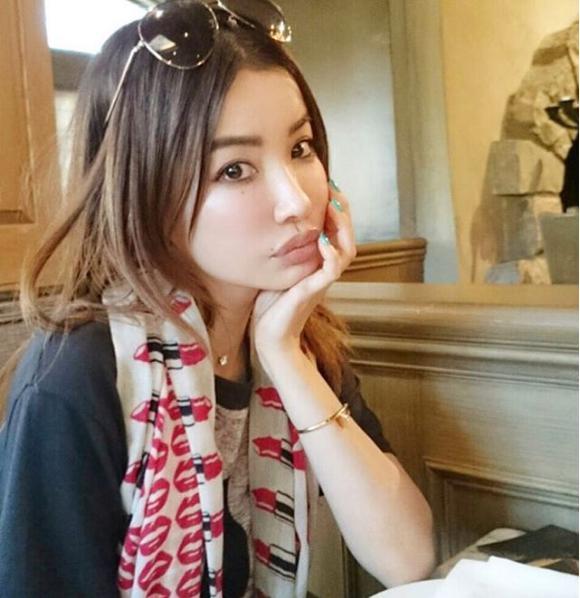 LAを満喫する平子理沙(出典:https://www.instagram.com/risa_hirako)