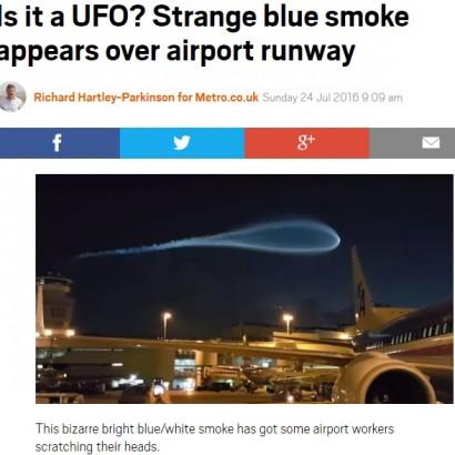 【海外発!Breaking News】極秘偵察衛星の打ち上げ 「UFOか?」大騒動に(米)